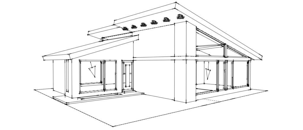Modelado conceptual de casa