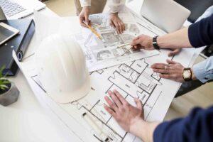 el plano arquitectónico