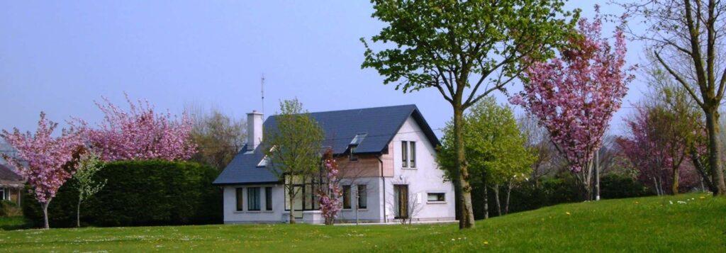 La casa y su importante relación con el jardín