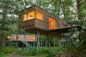 Las casas se deben adaptar a la geografía y clima del lugar