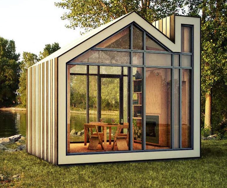 La casa ideal se basa en el correcto estudio de diseño arquitectónico