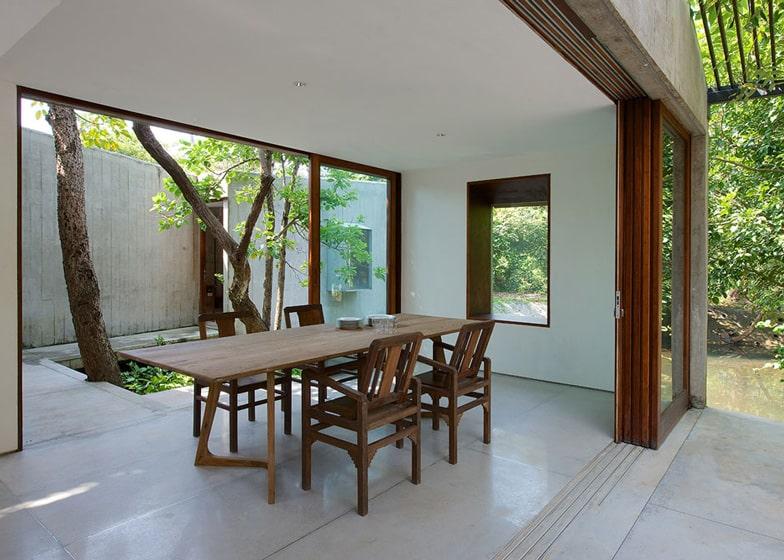 El diseño de casas se debe integrar al ambiente en el cual se inserta