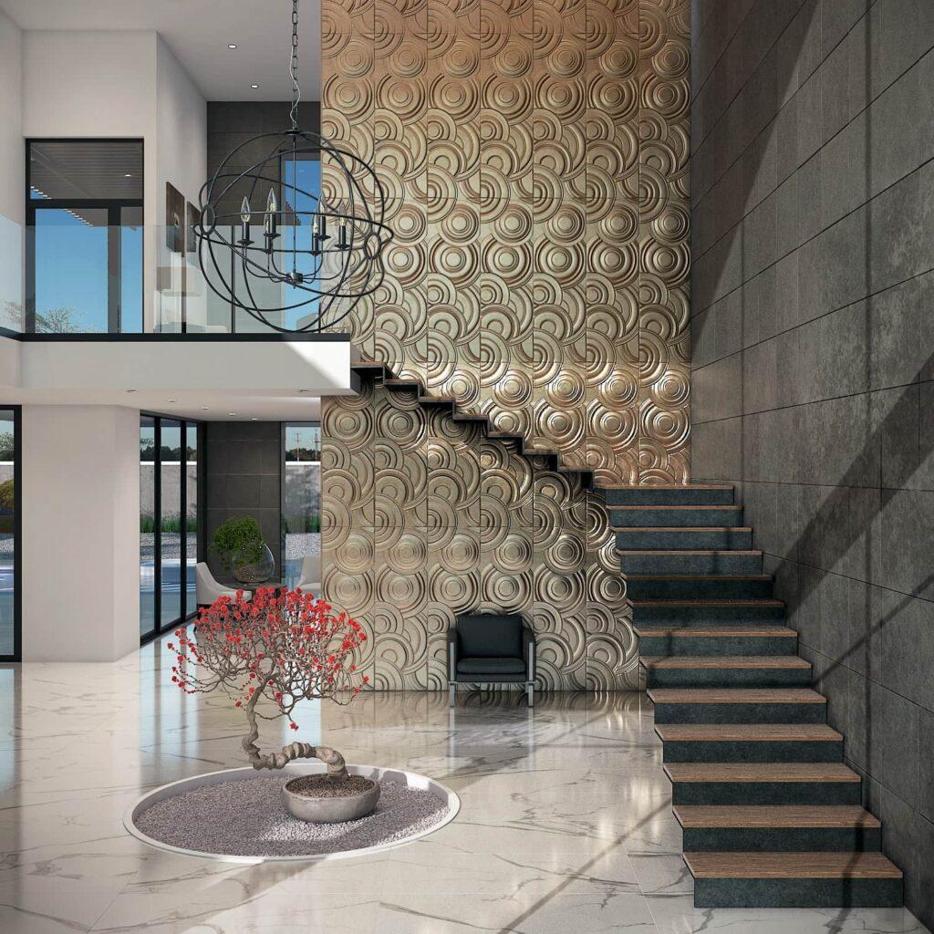 Diseño De Casa Moderna Planos De Casa De Dos Pisos