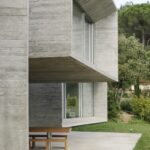 Casa minimalista moderna