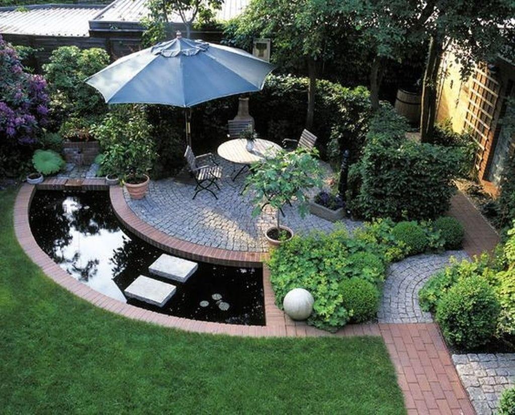 Diseño de áreas que integran un jardín moderno