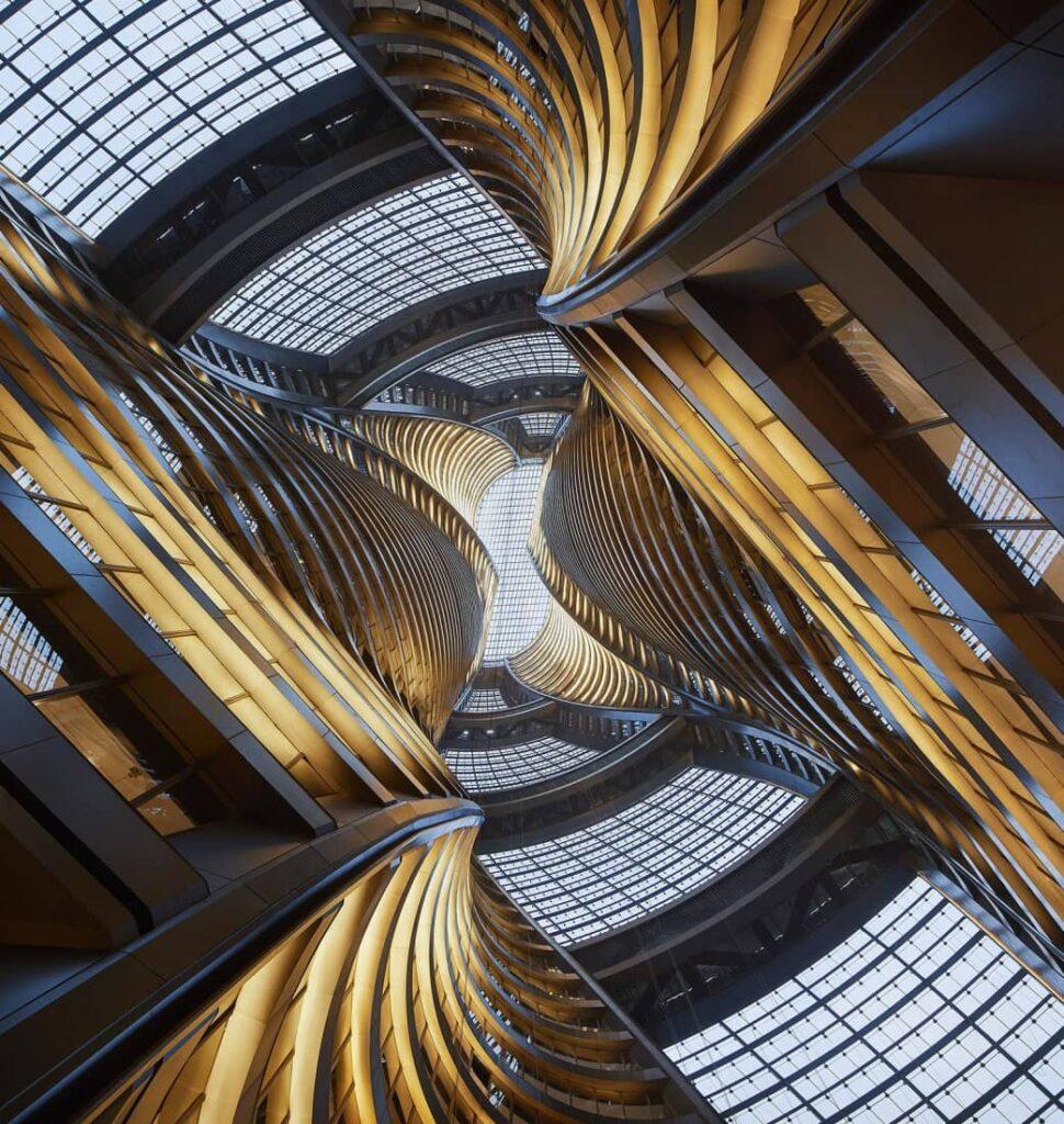 Torre Soho. Zaha Hadid