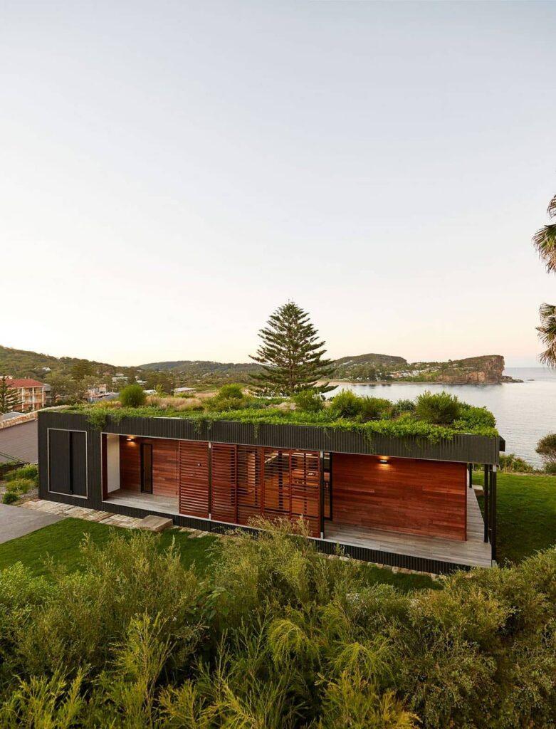 La casa ecológica es una excelente opción para cuidar el planeta