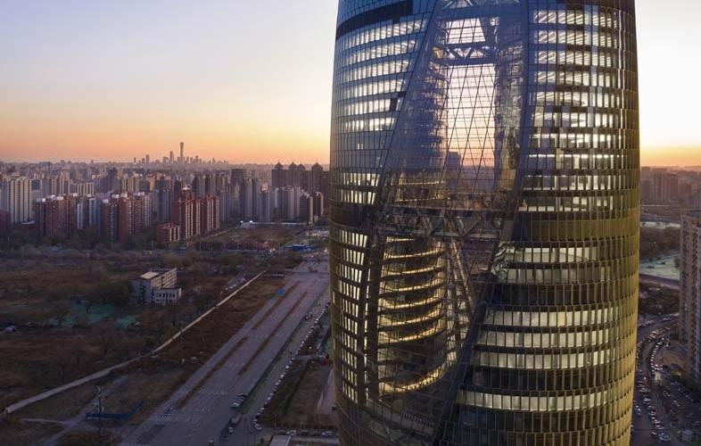 El último rascacielos proyectado por Zaha Hadid Architects