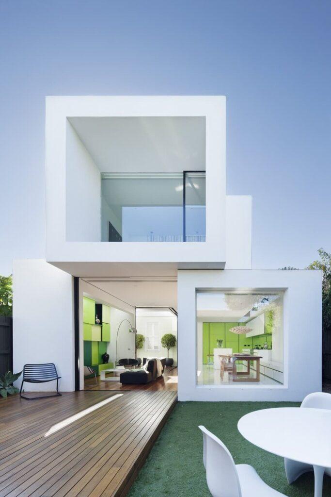 Un diseño sencillo o complicado requiere de la asesoría de un arquitecto