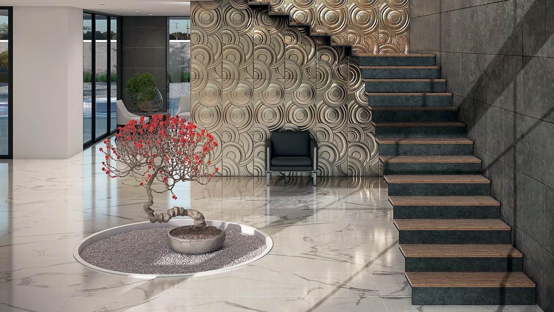 diseño de casa moderna minimalista