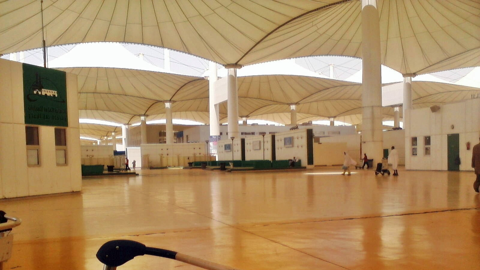 aeropuerto de Jeddah, en Arabia Saudita.