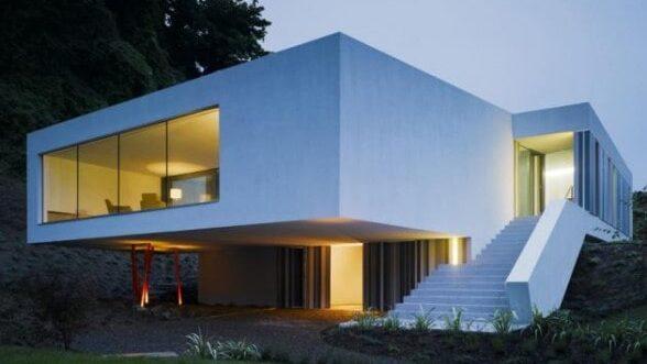 Diseño de casas modernas