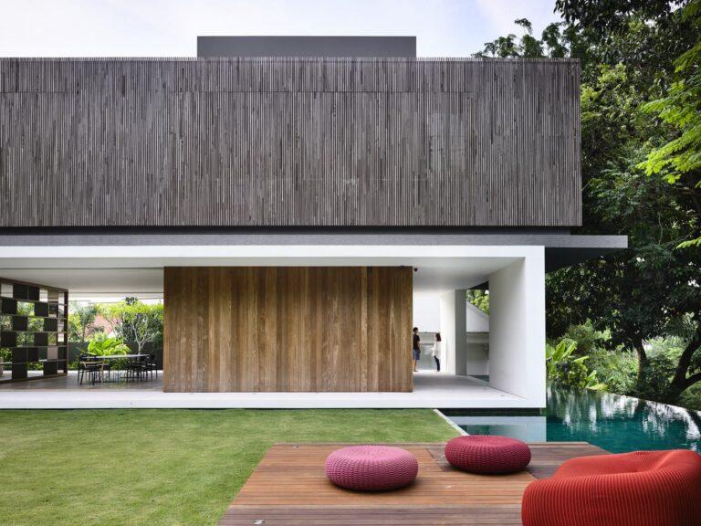 diseño de casas de dos pisos