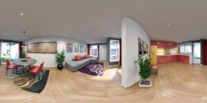 Render 360 arquitectura
